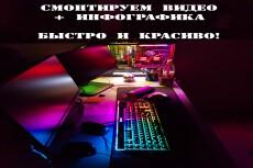 Инфографика и анимация для видео 11 - kwork.ru