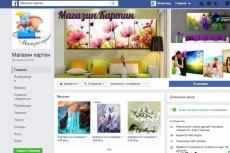 Магазин подарков и товаров для дома на Facebook с продажей на автомат 6 - kwork.ru