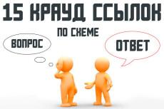 Напишу и размещу статью с Вашей ссылкой на своем сайте 16 - kwork.ru
