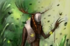 Нарисую иллюстрации для детской книги 17 - kwork.ru