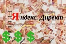 Настройка Яндекс. Директ. Качественная настройка, в короткие сроки 7 - kwork.ru