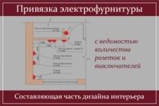 Дизайн интерьера 45 - kwork.ru