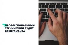 Технический аудит сайта 21 - kwork.ru