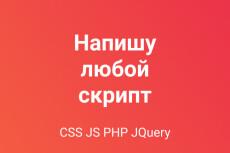 PHP, JS, JQuery скрипты 8 - kwork.ru