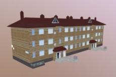3D моделирование любой сложности в Blender 47 - kwork.ru