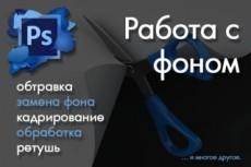 Выполню обтравку объектов, сменю фон 26 - kwork.ru