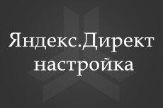 Настройка Яндекс Директ и РСЯ 14 - kwork.ru