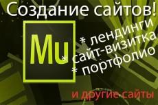 Шаблоны визиток премиум класса 7 - kwork.ru
