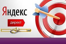 Специалист по интернет рекламе в РСЯ 9 - kwork.ru