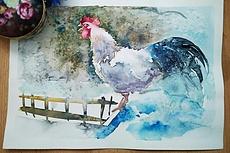 Нарисую иллюстрацию, картину 22 - kwork.ru