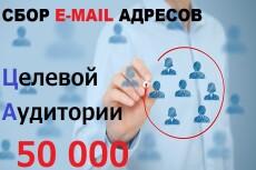 Поиск целевой аудитории в Instagram 12 - kwork.ru