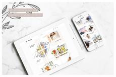 Готовая бесконечная лента, инстаграм пазл, инста-дизайн, варианты 19 - kwork.ru