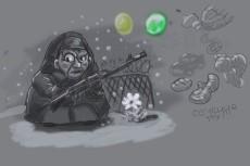 Нарисую иллюстрацию 25 - kwork.ru