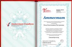 Помогу с выбором программы для бухгалтерского учета и отчетности 52 - kwork.ru