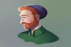 Нарисую персонажа по вашим характеристикам или арт на любого персонажа 12 - kwork.ru