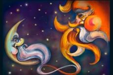 Нарисую авторскую иллюстрацию к Вашему тексту 16 - kwork.ru