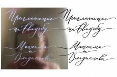 Переведу растр в вектор 8 - kwork.ru