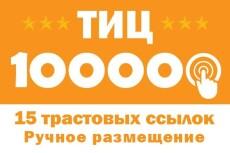 20 ссылок с сайтов в ЯК, отлично передают вес 5 - kwork.ru
