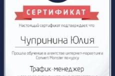 Настрою Google AdWords 1000 запросов на поиске 38 - kwork.ru