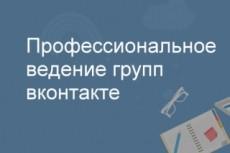 Контент для группы Вконтакте на 1 месяц 14 - kwork.ru