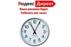 Ведение кампании в Яндекс Директ или РСЯ 17 - kwork.ru