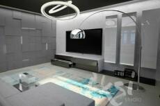 Фотореалистичная 3д визуализация экстерьера. 3д моделирование 34 - kwork.ru