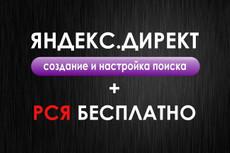 Создание и настройка Яндекс Директ 40 - kwork.ru