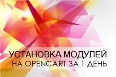 Установлю opencart 16 - kwork.ru