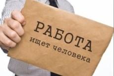 Поможем составить правильное резюме 19 - kwork.ru