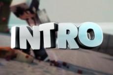 Создам интро заставку 24 - kwork.ru