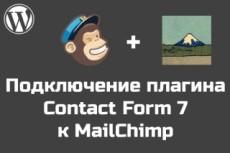 Плагин для Wordpress 16 - kwork.ru