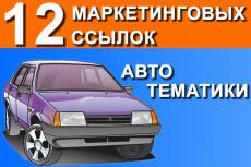 20 ссылок в профилях крутых автомобильных форумов 4 - kwork.ru