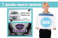 Сделаю 4 хороших баннера 8 - kwork.ru