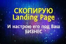 Найду Landing Page реальных конкурентов по вашей тематике 3 - kwork.ru
