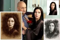 Ретушь лица на 2-х фотографиях 9 - kwork.ru