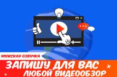 Озвучу ваше видео , быстро и качественно 2 - kwork.ru