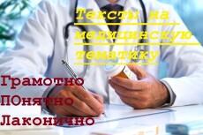 Напишу профессиональный текст на автотематику 4000 символов 28 - kwork.ru