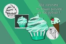 Сделаю качественный векторный рисунок 13 - kwork.ru