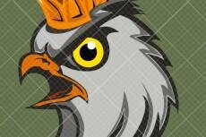 аватарку для соц-сетей, небольшое лого 7 - kwork.ru