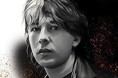 Портрет в стиле Дрим Арт 25 - kwork.ru