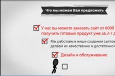 Сделаю рекламный ролик в стиле скрайбинг, дудл-видео 15 - kwork.ru