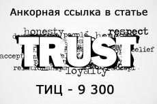 75 трастовых ссылок + поведенческие факторы в google+ 6 - kwork.ru