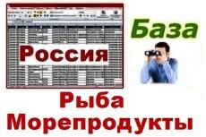 База прачечных и химчисток России 32 - kwork.ru