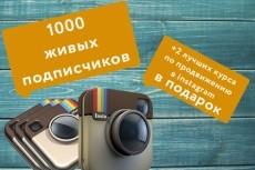 1000 Дизайнерских шаблонов Landing page 2017г 9 - kwork.ru