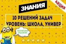 Создам и настрою рекламу с показами клиентам конкурентов 38 - kwork.ru