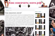 2 вечные статьи. 2 сайта общей тематики. Трафик 1500 хостов в сутки 4 - kwork.ru