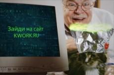 Сделаю дудл-ролик 11 - kwork.ru