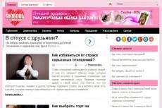 Напишу и размещу 2 статьи с вечными ссылками 6 - kwork.ru