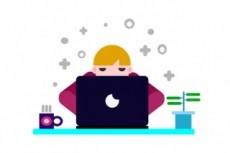Создам 2D Лого 8 - kwork.ru
