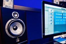 Рекламный аудиоролик в стиле пиратской станции, радио рекорд 16 - kwork.ru